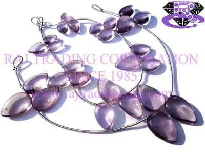 Amethyst (Light) Smooth Arrow (Quality A)