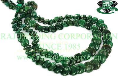 Green Aventurine Smooth Disc (Quality A)