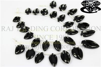 Black Spinel Smooth Arrow (Quality AAA)